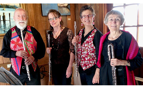 The Pamlico Flutes in Concert