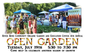 River Bend Community Organic Garden