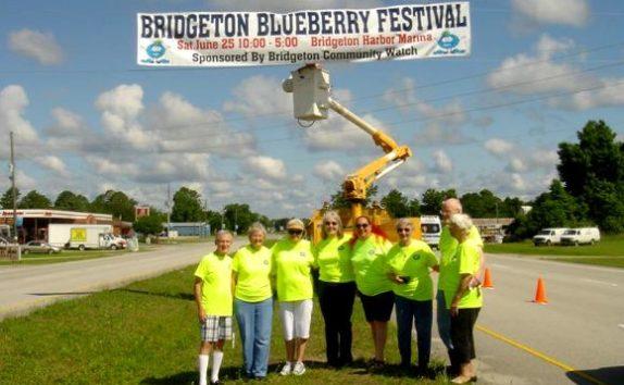 Bridgeton Blueberry Festival 2016