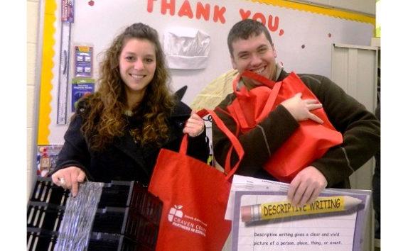 Beginning Teachers' Cottage Shoppers