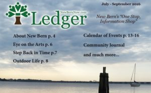 Fall - Winter Ledger Magazine Announcements