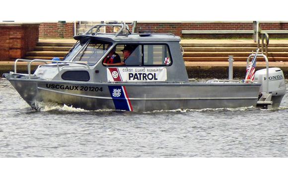 USCG Auxilary Patrol