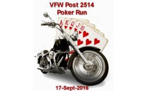 VFW Post 2514 Poker Run