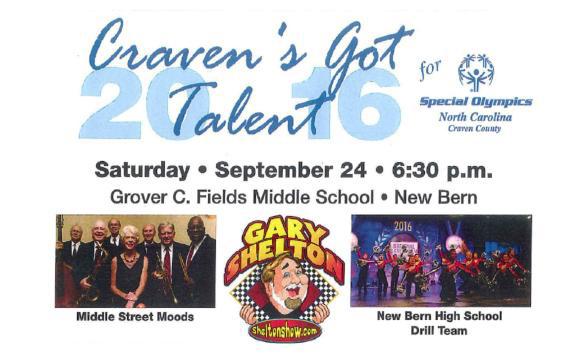 Craven's Got Talent 2016