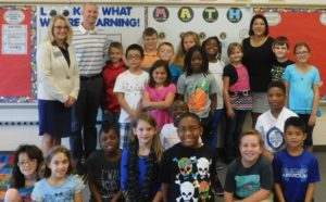 Edward Jones Teacher Recognition