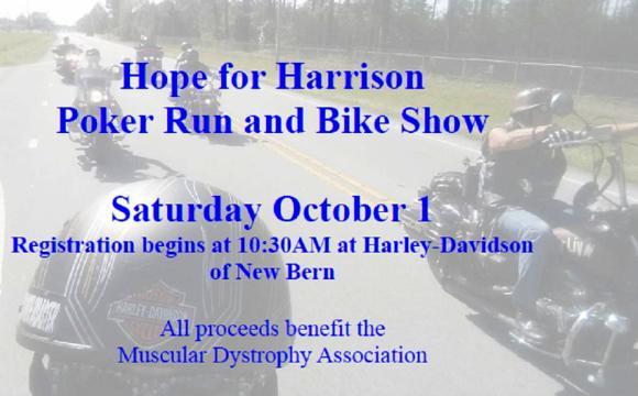 Hope for Harrison