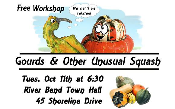 River Bend Community Organic Garden Workshop