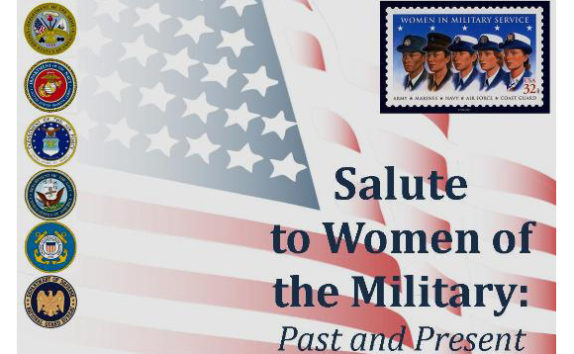 Salute to Women of the Military Luncheon