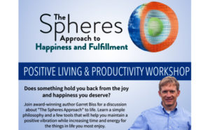 The Spheres Approach to Happiness and Fulfillment