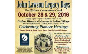 John Lawson Legacy Days