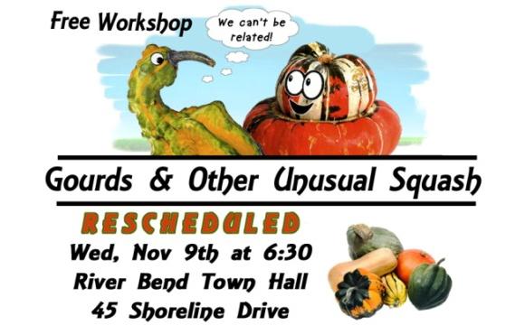 Gourds Workshop