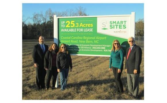 Smart Site at Coastal Carolina Regional Airport