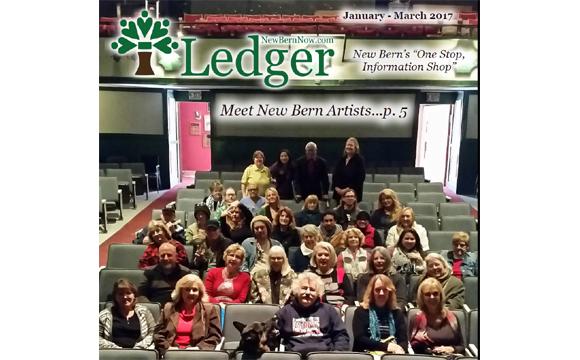 New Bern's 1st Qtr Ledger Magazine Available Online