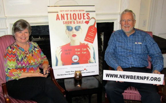 New Bern Antiques Show and Sale