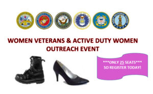 Women Veterans and Active Duty Outreach