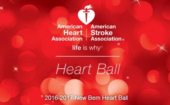 New Bern Heart Ball 2017