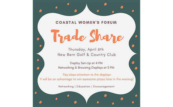 CWF Dinner and Trade Share