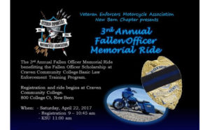 Veteran Enforcers Motorcycle Association