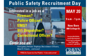 Public Safety Recruitment Day