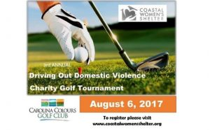 Driving Out Domestic Violence Golf Tournament
