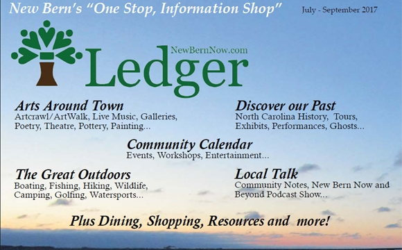 Submit your information for 4th Qtr Ledger Magazine