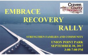 2nd Annual Embrace Recovery Rally