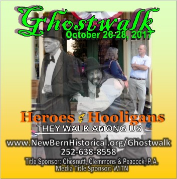 Ghostwalk 2017