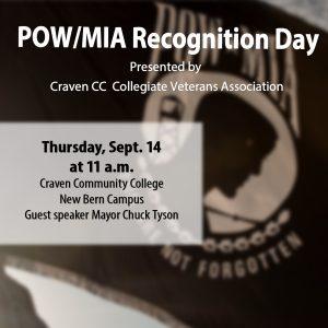 POW MIA Recognition Day