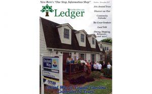 New Bern Now Ledger Magazine 4th Qtr 2017