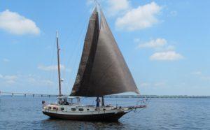 Sailing New Bern