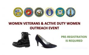 Military Women Outreach Event