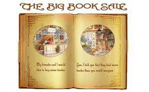 The Big Book Sale 2018