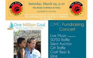 One Million Goal Fundraising Concert
