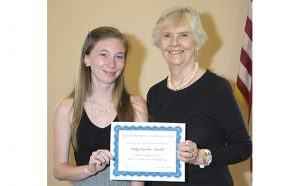 Trent Woods Garden Club Scholarships