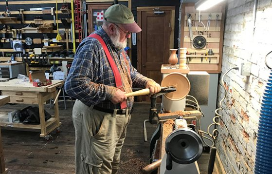 Woodturning Demonstration