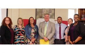 Edward Jones Teacher Recognition Award