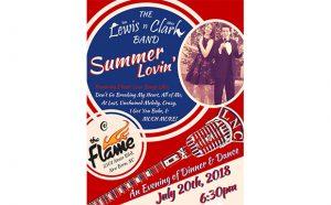 Lewis n Clark Summer Lovin