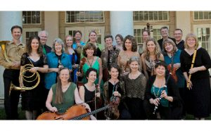 North Carolina Baroque Orchestra