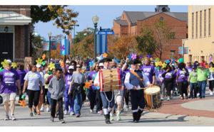 Alzheimer's Walk New Bern