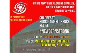 Colorfest Hurricane Florence Relief