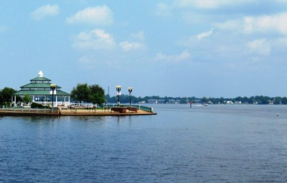 Union Point Park in New Bern, NC