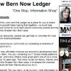 January - March 2014 New Bern Now Ledger
