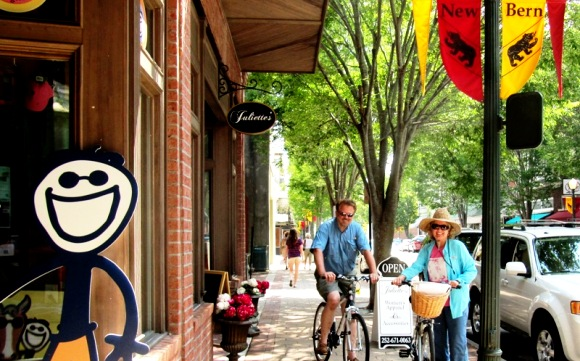 Things to do in and around New Bern NC
