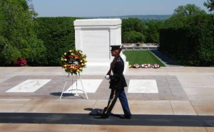 Tomb of Unknow Soldier