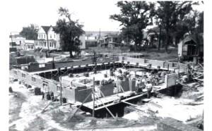Rebuilding Tryon Palace