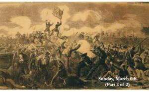 The Battle of Batchelder's Creek