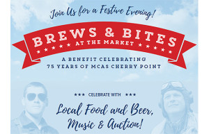 Brews and Bites at The Market