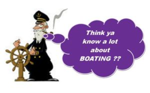 Boating Safety Class