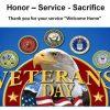 Craven County Veterans Luncheon
