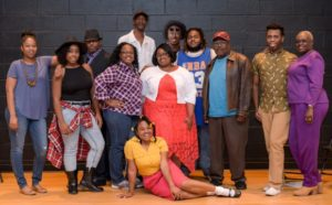 Another Family Reunion Theatrical Performance